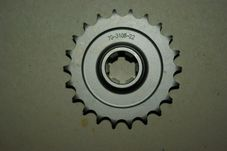 70-3108/22, Engine sprocket, Triumph Pre unit, 22 Tooth